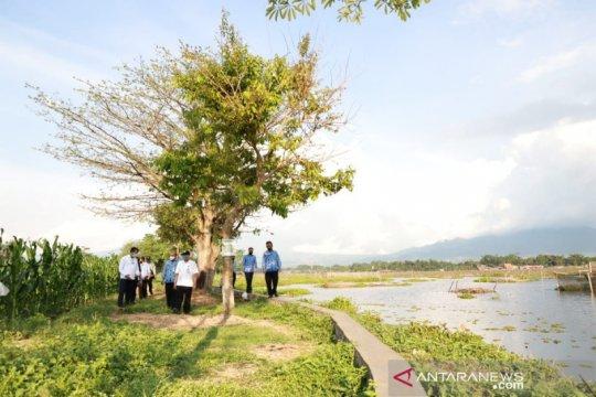 Pembangunan Situ Bagendit menjadi wisata kelas dunia tetap berlanjut