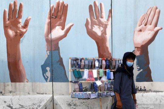 Afghanistan melawan wabah COVID-19