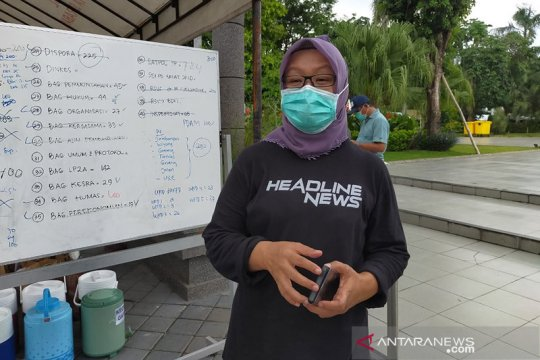 Ada perbedaan data dengan Jatim, GTPP Surabaya berikan penjelasan