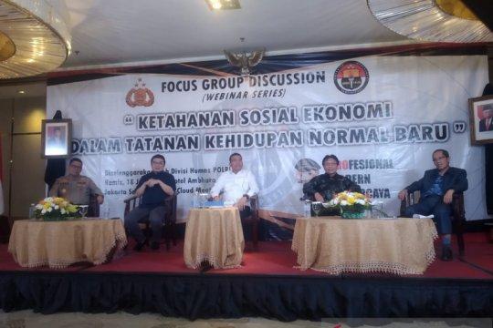 Kementerian PPN: Kepercayaan pasar tantangan berat pemulihan ekonomi
