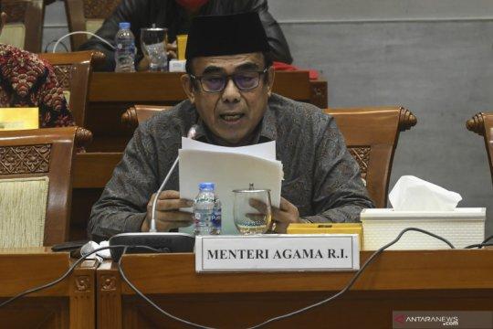 DPR setujui anggaran pagu indikatif Kemenag 2021 sebesar Rp66,67 T