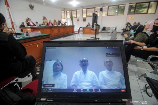 Sidang perdana kasus Sunda Empire