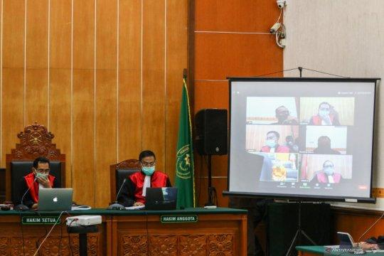 Sidang pledoi Abu Rara terdakwa penusuk Wiranto