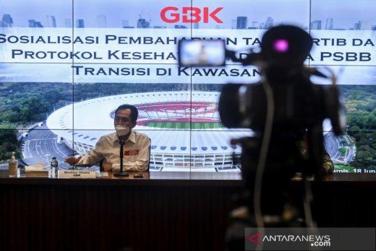 Kemenpora dukung PSSI gunakan GBK tetapi harus sesuai prosedur
