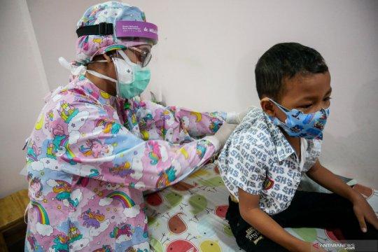 Tingkat positif kasus COVID-19 Jakarta masih dibawah rerata nasional