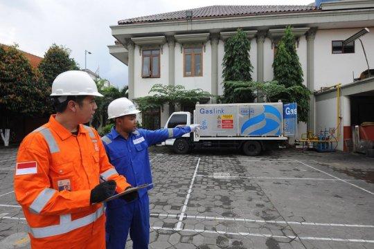 PGN salurkan gas bumi ke pelanggan industri komersial baru