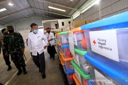 Jusuf Kalla upayakan penambahan peralatan plasma darah di Kalsel