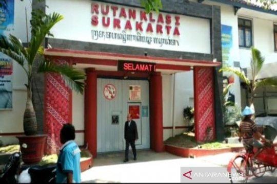Lima napi baru masuk Rutan Surakarta langsung dikarantina