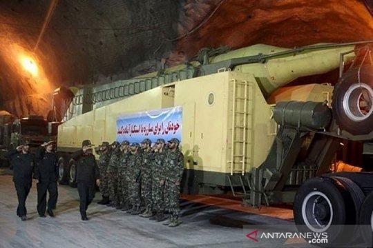 Iran umumkan soal rudal balistik dan jelajah di tengah ketegangan AS