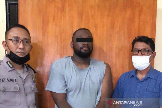 WNA Amerika ditangkap polisi diduga curi emas di Kuta Bali