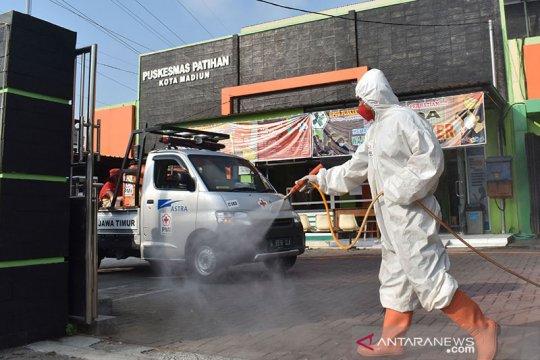 Gubernur ingatkan warga Kota Madiun tetap patuhi protokol kesehatan