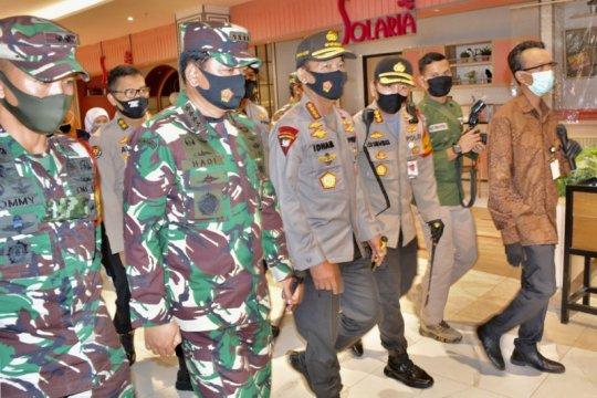 Panglima TNI minta masyarakat disiplin terapkan protokol kesehatan