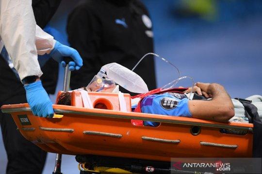 Eric Garcia tinggalkan rumah sakit setelah benturan mengerikan