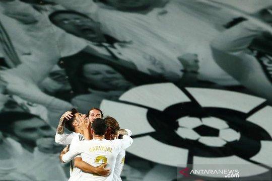Klasemen Liga Spanyol, Real Madrid terus kuntit Barcelona