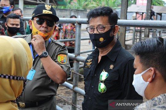 Mentan apresiasi keberhasilan Lampung jaga lahan pangan berkelanjutan