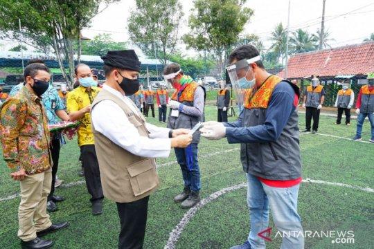 91 pemandu wisata di Banyuwangi terima sertifikat protokol kesehatan