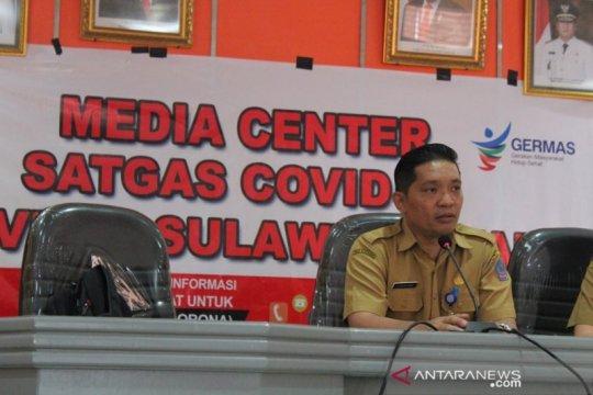 Tambah 23 transmisi lokal, positif COVID-19 di Sulut naik 784 kasus