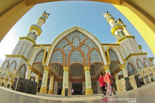 Islamic Center NTB dinobatkan masjid terbaik tingkat nasional