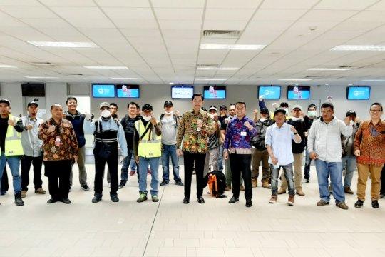 24 WNI berhasil dipulangkan ke Indonesia dari PNG