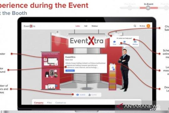EventXtra garap peluang bisnis pameran online