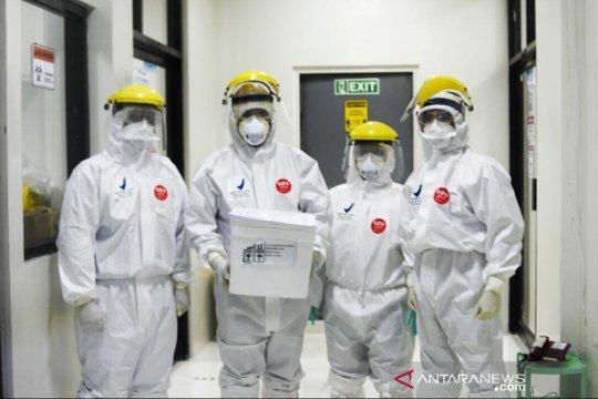 BNPB distribusikan 20.000 reagen kit dan VTM untuk Gorontalo