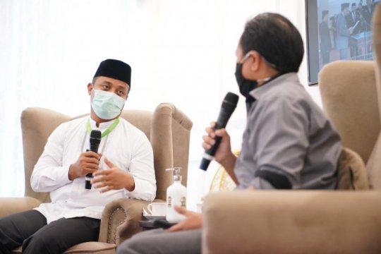 Wagub Sulsel minta warga bantu pemerintah terapkan protokol kesehatan