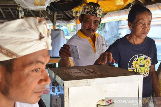 KPU Bali optimistis capai target partisipasi pemilih di Pilkada 2020