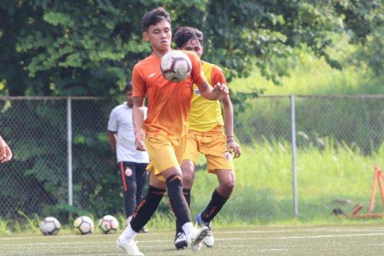 Lima pemain Persija bertekad rebut tempat di timnas U-19
