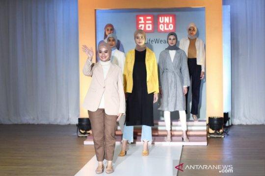 UNIQLO-Ayudia C rilis 50 inspirasi gaya busana hijab