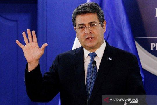 Kondisi presiden Honduras membaik selama pengobatan COVID-19