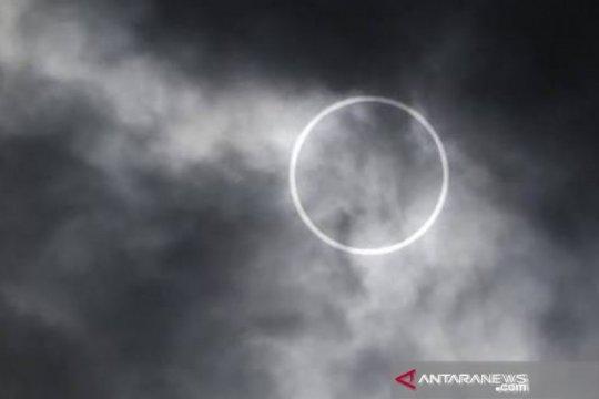 Peneliti Lapan: Indonesia saksikan gerhana matahari cincin 2031