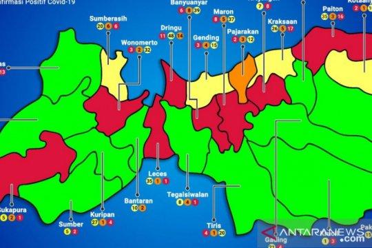11 kecamatan di Kabupaten Probolinggo masuk zona hijau