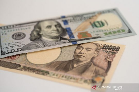 Dolar AS di Tokyo diperdagangkan kisaran 107,3 yen