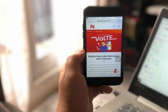Telkomsel perluas layanan VoLTE untuk persiapan implementasi 5G