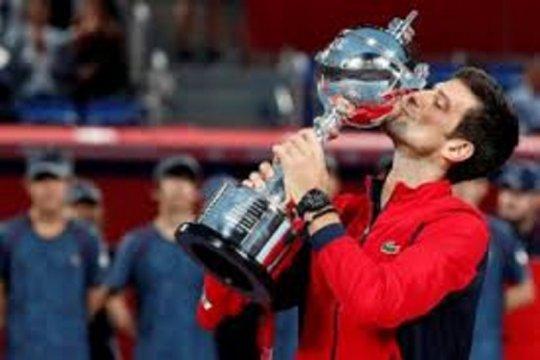 Cedera, Djokovic mundur dari nomor ganda turnamen pemanasan US Open