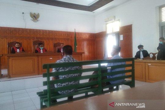 Majelis hakim tolak eksepsi terdakwa korupsi telur Rp2,6 miliar