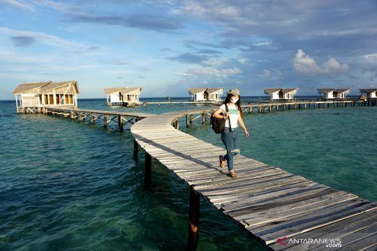 Resort andalan Gorontalo kembali dibuka