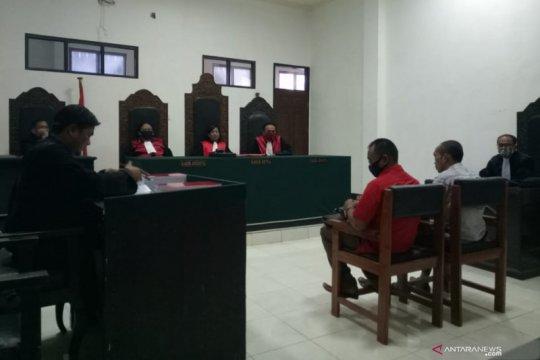 Korupsi gedung, Pejabat Kemenag Sumbawa dituntut delapan tahun penjara