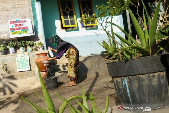 Dusun Bantek NTB jadi percontohan penerapan protokol COVID-19
