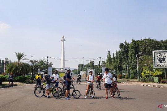 DKI Jakarta kaji parkiran lebih besar untuk sepeda