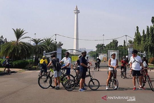 BMKG perkirakan langit Jakarta cerah sepanjang Senin