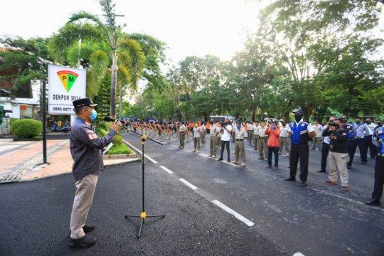 Makassar kerahkan 3.000 personel untuk disinfeksi wilayah