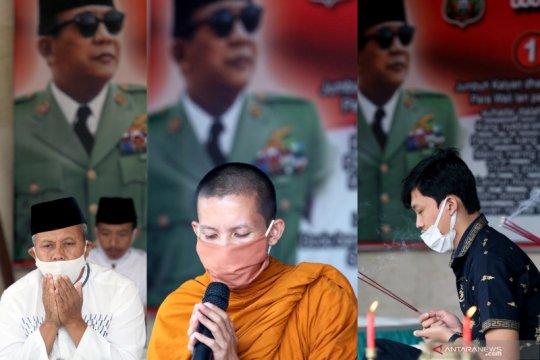 Peringatan Haul ke-50 Presiden pertama RI Soekarno