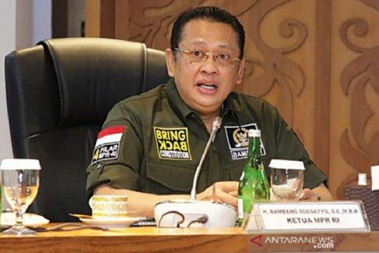 Ketua MPR: Seluruh rakyat Indonesia harus peroleh vaksinasi COVID-19