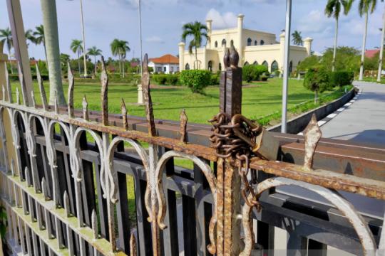 Terapkan protokol kesehatan COVID-19, Istana Siak dibuka 22 Juni