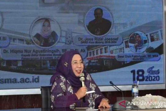 Dekan FEB: Berbagai upaya ditempuh pemerintah jaga stabilitas ekonomi