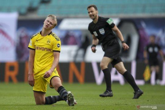 Haaland dongkol karena Bayern juara