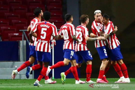 Jelang lanjutan Champions, Atletico umumkan dua kasus positif COVID-19