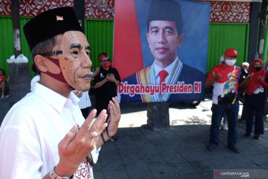 Stafsus : Ulang tahun ke-59, Jokowi pemimpin yang tegas dan santun