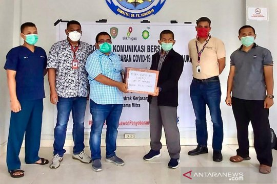 500 alat tes cepat disalurkan SKK-Migas-industri hulu untuk Maluku